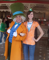 deviantID::a hatter's fan by colorized-happily