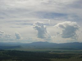 Grand Tetons~Clouds by Silverclaw9999