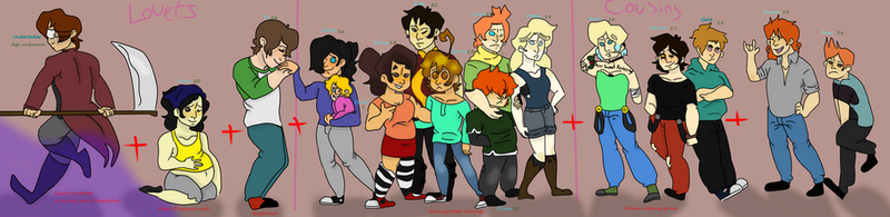 So many people!!! by Daphnesorous