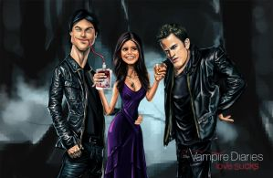 Vampire Diaries by A-BB