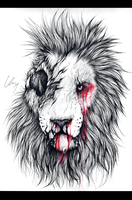 The lovely Lion of Lannister by Onalew