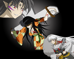 Rin Vs Powerful Evil Youkai (part 4) by inu-sessh-rin