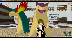 Typhlosion DL (Update!) by ChrisTheDragoon