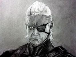 Old Snake II by Graphite88