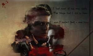 Dean in Hell by EleGold