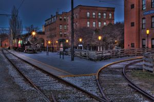 The Polar Express of Lowell by sharktankfan