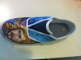Thor Shoes (Front) by akurokuismygod