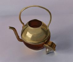 Mini Kettle Still life by Chachava