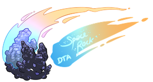 [Closed] DTA! Space Rock *FTO ONLY by toripng