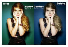 Action Taylor Swift by celniter