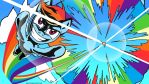 Rainbow Dash by JoPa04