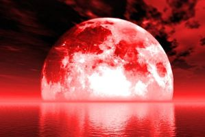 A Red Moon Rising by RMWinter