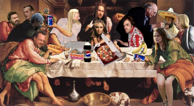 The Last Supper by nashacorey