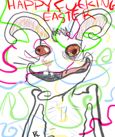 happy easter you guys by spectral-influx