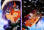 Manga fairy tail 498 - Gray and Juvia by Anis-22
