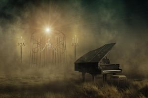 Ghostly Music by noro8