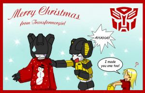 Best Time of the Year... by Transformergirl