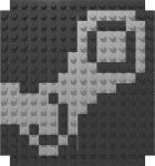 Steam Tray Icon Legomosaic by gpsc