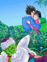 Gohan x Videl: Prudence by asthermaiden