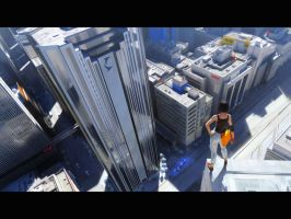 Mirrors edge 1 by tmacher