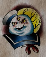 Stay Puft by G00NEYT00NS