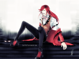 Grell~ by CrazyVik97