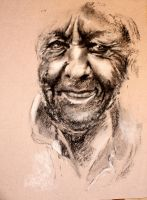 old man sketch I by peace-love-light