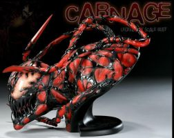 Carnage bust by loqura