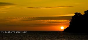 Koh Chang sunset 1 by frankrizzo