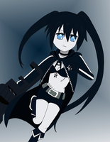 Black Rock Shooter [OVA] by TohruOnigriHonda865