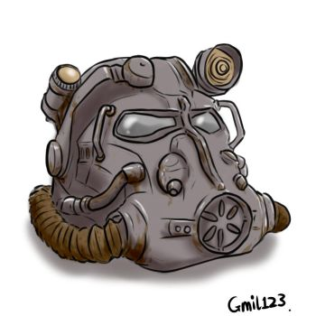 Falluot 4 Power Armor by gmil123