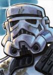 Sandtrooper Sketch Card by Chad73