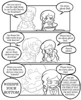 Tiger and Bunny comic by Blitzkrieg1701