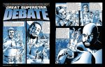 WWE- THE GREAT DEBATE PGS 1-2 by ScottCohn