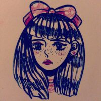 Dollface by cakebutton