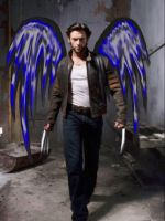 Winged Wolverine by TacoDestroyerAvenger