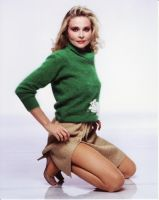 Priscilla Barnes by drknyght6