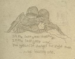 Saving Private Ryan 2 by LBFable