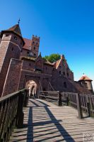 Malbork: Inner Keep by Mgsblade