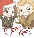The Hobbit - Merry Christmas! by Yuen-Li