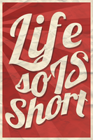 Life is so short by yugivn