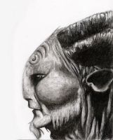 My Friend, the Faun by Pinweasel