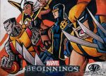 Marvel Beginnings 2 X-Men by KidNotorious