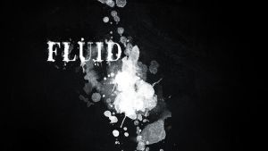 Fluid (ink)- Title by AQWmim