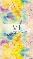 You Me At Six iPhone5 wallpaper by JamieGillam