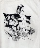 Colossus by Helrog