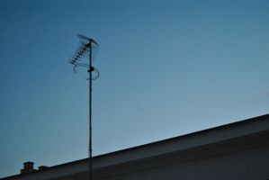 TV antenna by JulsBlack
