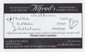 Steakhouse newspaper ad 2 by Jamz671