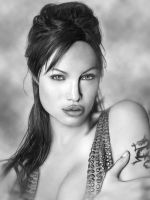 Angelina Jolie by FilipePS