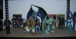 5/2015 Update - Gargoyles Collection! by GregXB